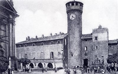 storia hotel bagnaia